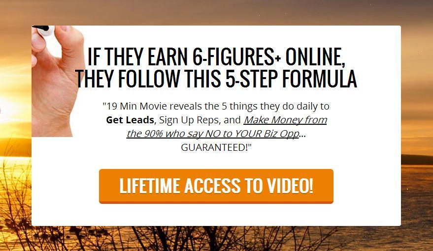 5 Step Formula