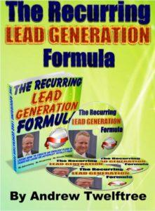 The Recurring Lead Generation Formula