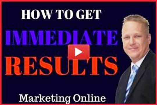 Immediate Results for your business